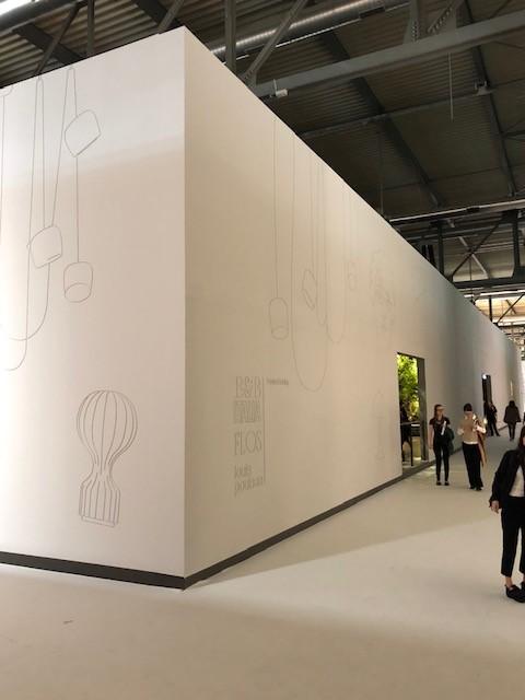 ミラノサローネ2019、S.PROJECT、圧巻のブース展示、色調やデザインがシックでエレガント