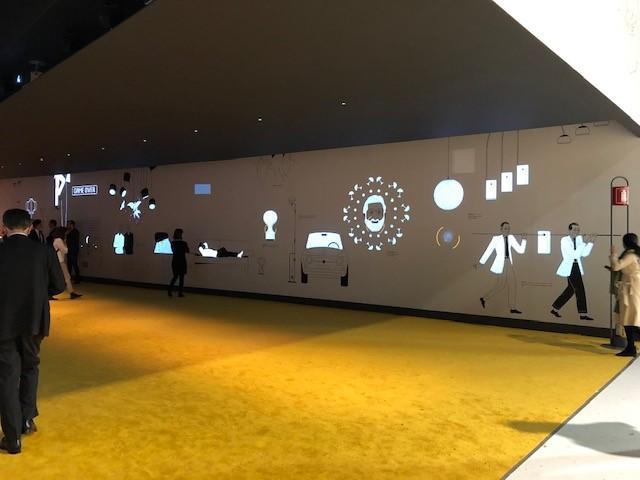 ミラノサローネ2019、S.PROJECT、圧巻のブース展示、ずば抜けたコンテンツ力