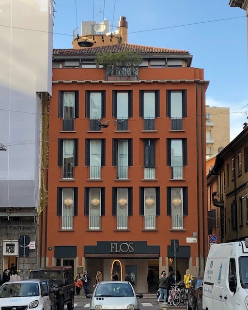 FLOS Flagship Store in Milan, Italy