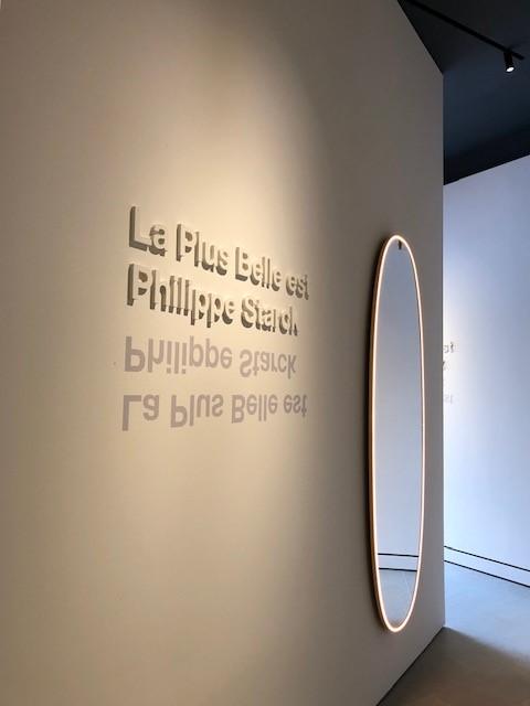 FLOS La Plus Belle est by Philippe Starck