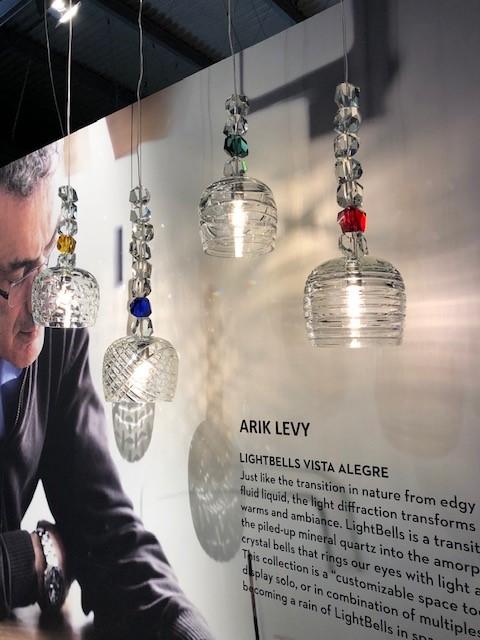 ポルトガルの陶器とクリスタルのメーカーVISTA ALEGRE、Arik Levy