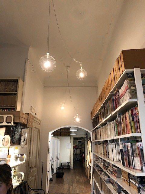デザインの聖地Fondazione Achille Castiglioni、BULBO57ニューモデル