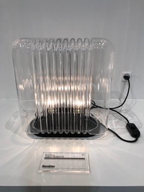 デンマークのデザインブランドKarakter、Angelo Mangiarotti、Lari Lamp