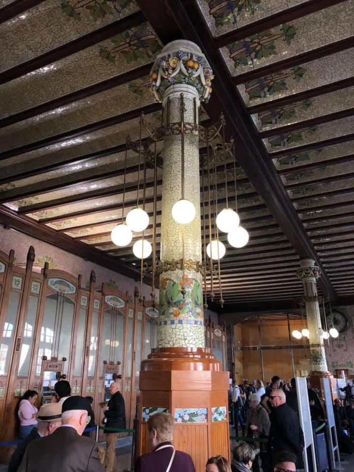 スペインバレンシア、ノルテ駅
