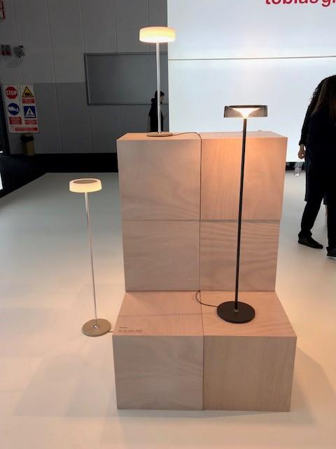 MILANO SALONE 2019 EUROLUCE、ドイツの照明メーカーTOBIAS GRAUの新作