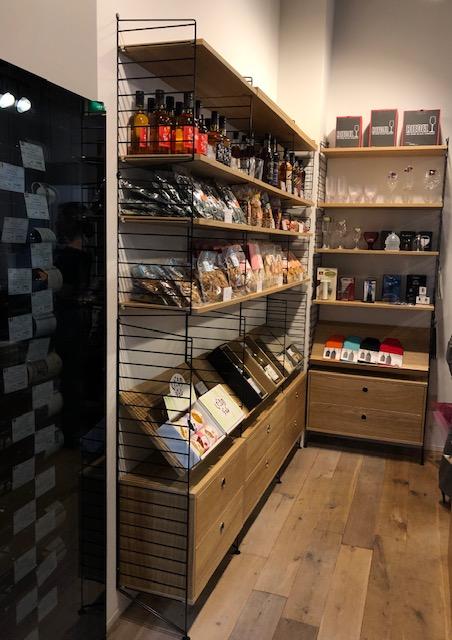 京都FILE cafeオープニングレセプション、string® system