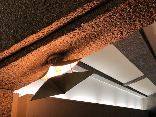 国立京都国際会館、オリジナル照明、鉄鋳物ブラケット