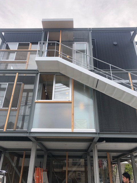 y+M design officeさんが設計・管理した集合住宅