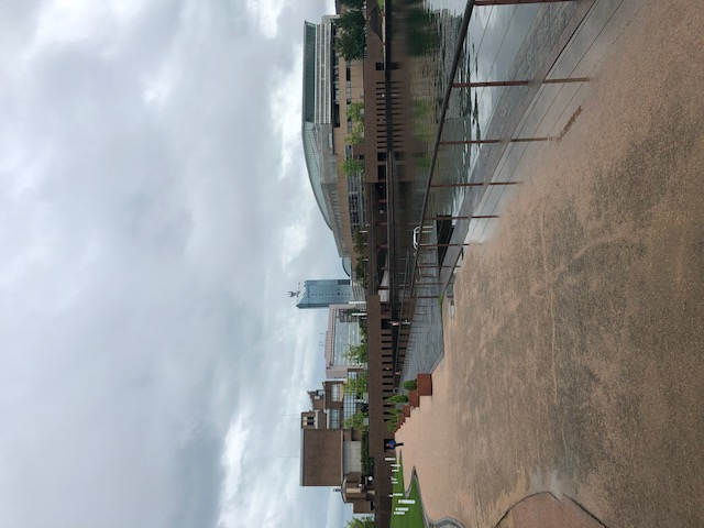 富山市総合体育館、サンフォルテ(富山県民共生センター)、とやま自遊館