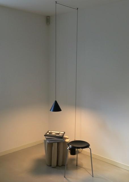 FLOS STRING LIGHT CONE HEAD by Michael Anastassiades