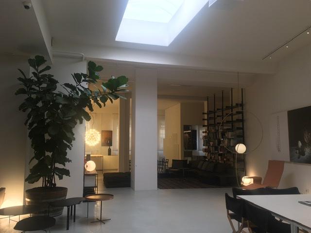 De Padova Milan flagship store