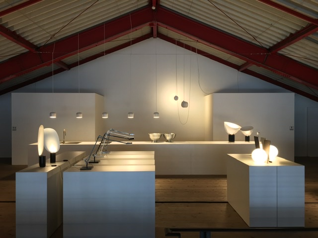 TAKAMURA wine&coffee roasters、FLOS new products exhibition