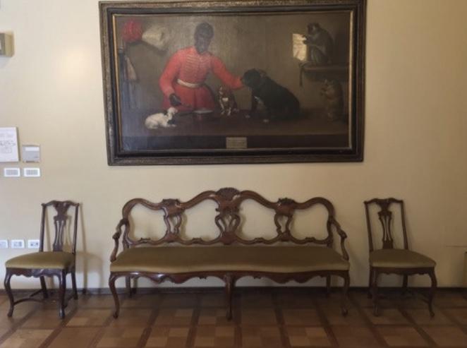 Villa Necchi Campiglio、Necchi家の邸宅、イタリア、ミラノ、Piero Portaluppi