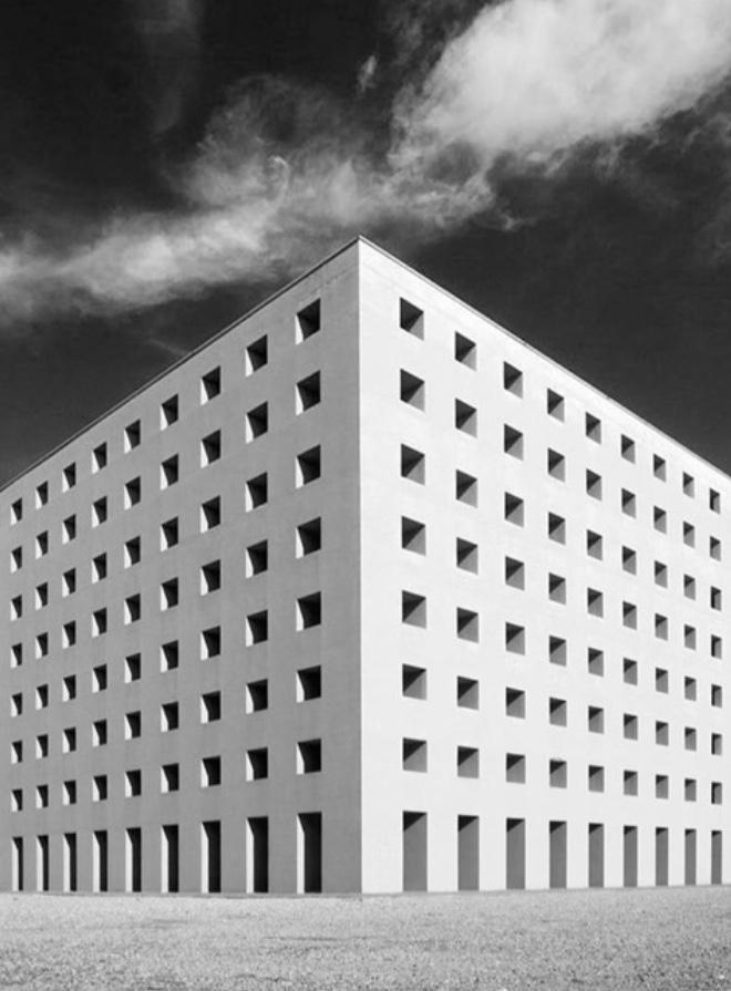 アルドロッシ、モデナの墓地、ファシズム建築