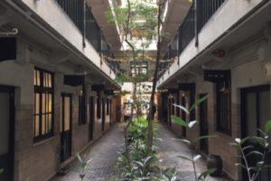 船場ビルディング、国の登録有形文化財、パティオ、大阪