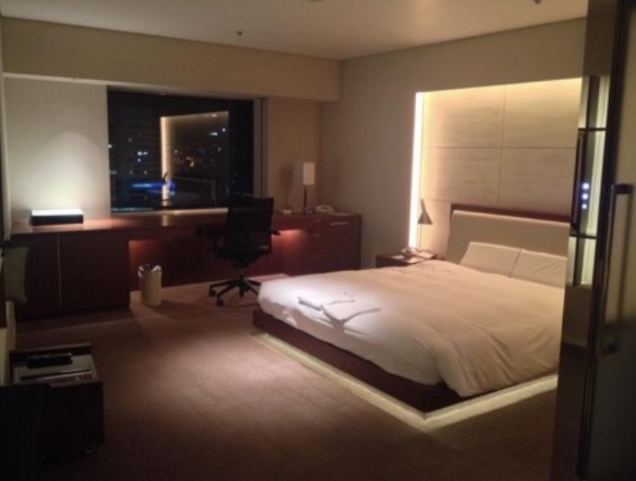 京急EXホテル品川、東京出張、常宿、JR品川駅すぐ