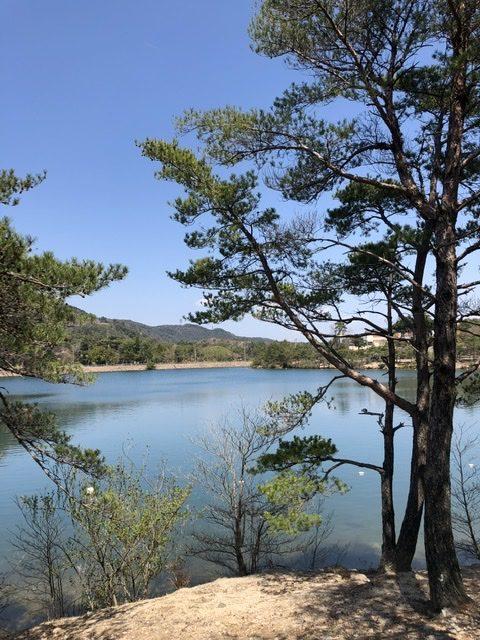 芦屋ハイランド、奥池、マニエラ、オープンハウス、奥山貯水池