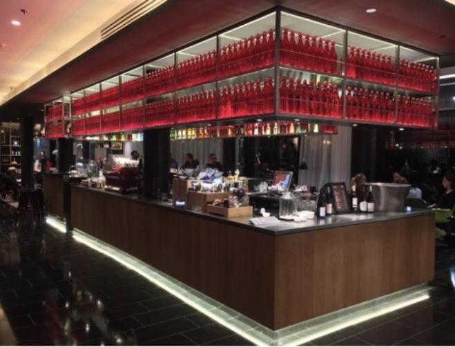 citizenM Paris Charles de Gaulle Airport hotel、パリ、シャルルドゴール空港、ホテル