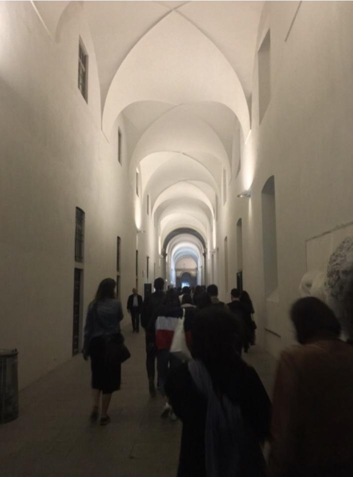 ブレラ美術館 White in the City イタリア ミラノ MILANO SALONE 2017 FUORI SALONE