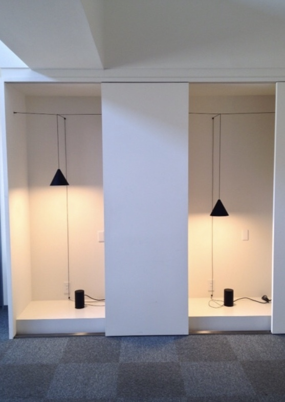 FLOS String Light イタリア 照明 取付方法