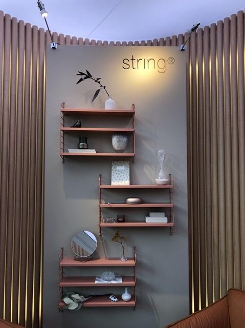 string@system string® pocket スウェーデン ボルボスタジオ青山 コラボレーション