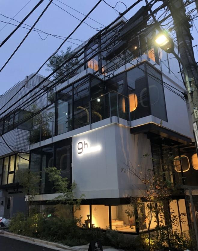 9h nine hours 赤坂、カプセルホテル、東京出張、近未来的