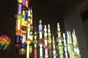 ヨーガンレール 東京都現代美術館 「ここは誰の場所?」展 海辺のプラスチック漂流ゴミ