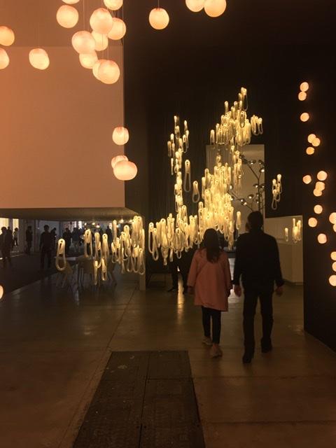 BOCCIの展示ブース イタリア ミラノ MILANO SALONE 2017 FIERA会場