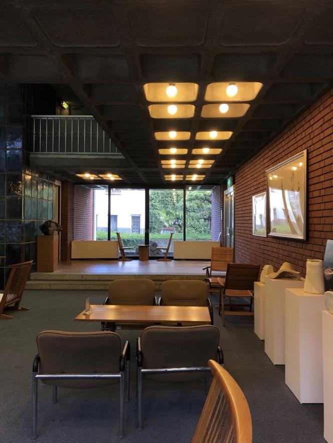 東京さぬき倶楽部 麻布十番 1972年竣工 大江宏建築設計 4月30日閉館 ジョージナカシマ オリジナルチェア テーブル