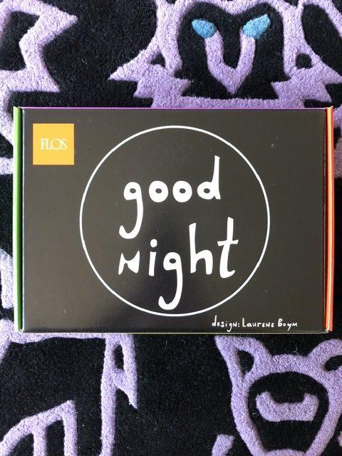 FLOS GOOD NIGHT & BABY ZOO SAHARA NIGHT by Laurene Leon Boym、2003