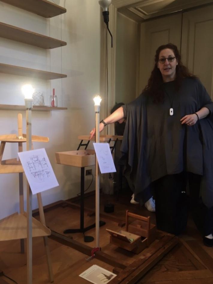 アキッレ・カスティリオーニ・スタジオ Studio Museo Achille Castiglioni Giovanna Castiglioni イタリア・ミラノ