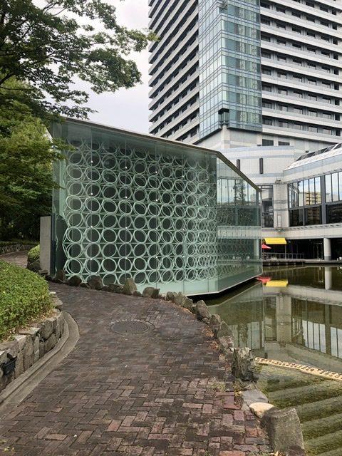 チャペル エタニティ 青木淳 ハイアットリージェンシー大阪