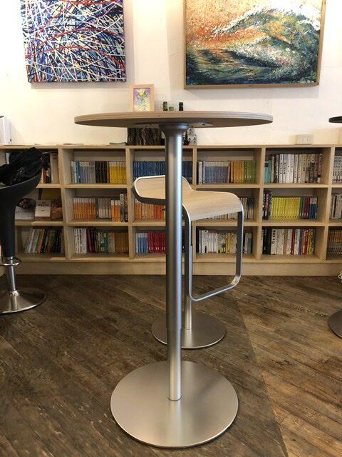LAPALMA BRIO TABLE adjustable height Romano Marcato made in Italy