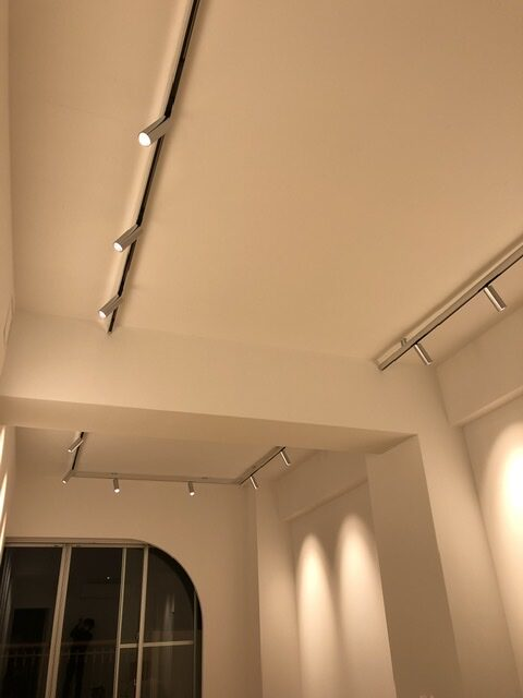 FLOS thetrackingmagnet architecturallighting spotlight